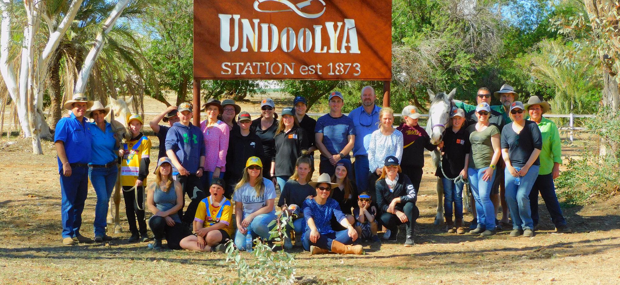 Bringing Hope Outback
