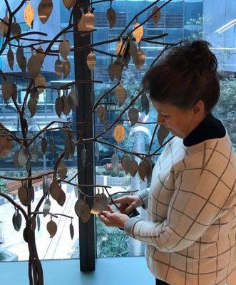 Tree og Hope lady