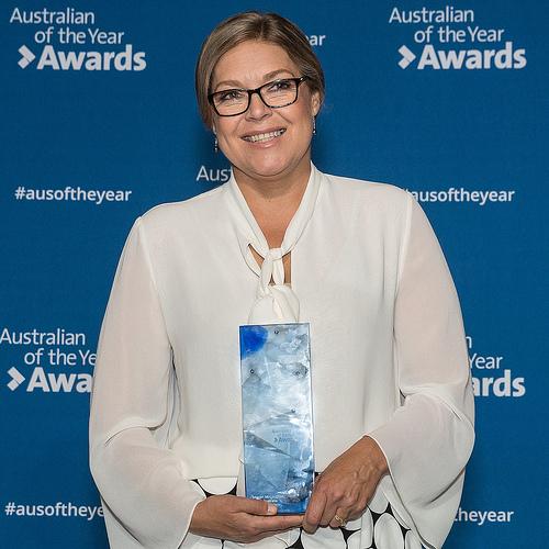 Megan McLoughlin awarded 2019 SA Local Hero